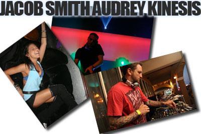 Jacob Smith Audrey Kinesis