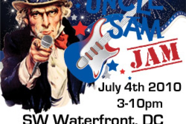 Maskell to headline at The Uncle Sam Jam — July 4th on the DC Waterfront