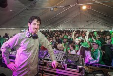 Washington DC DJ Mark Maskell