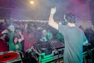 DC DJ Maskell at Shamrockfest 2013