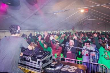 DJ in Washington DC Mark Maskell at Shamrockfest 2013