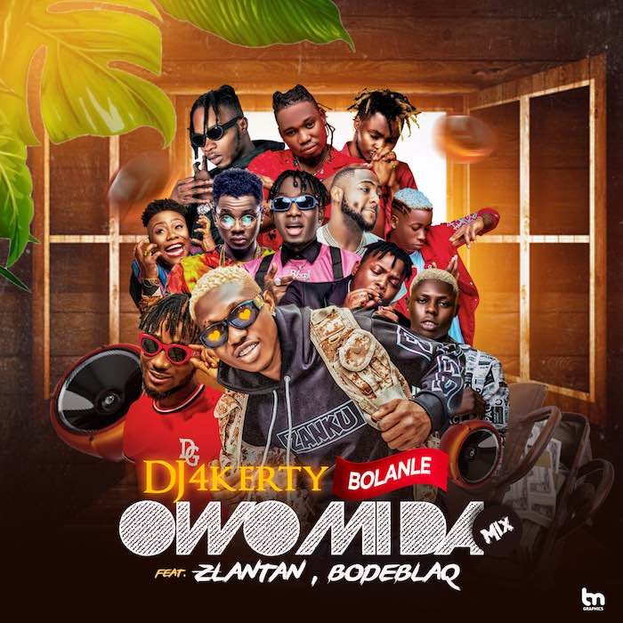 DJ 4Kerty Owo Mi Da Mix