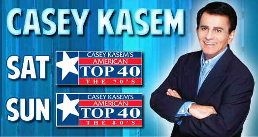 Casey kasem american top 40 1999