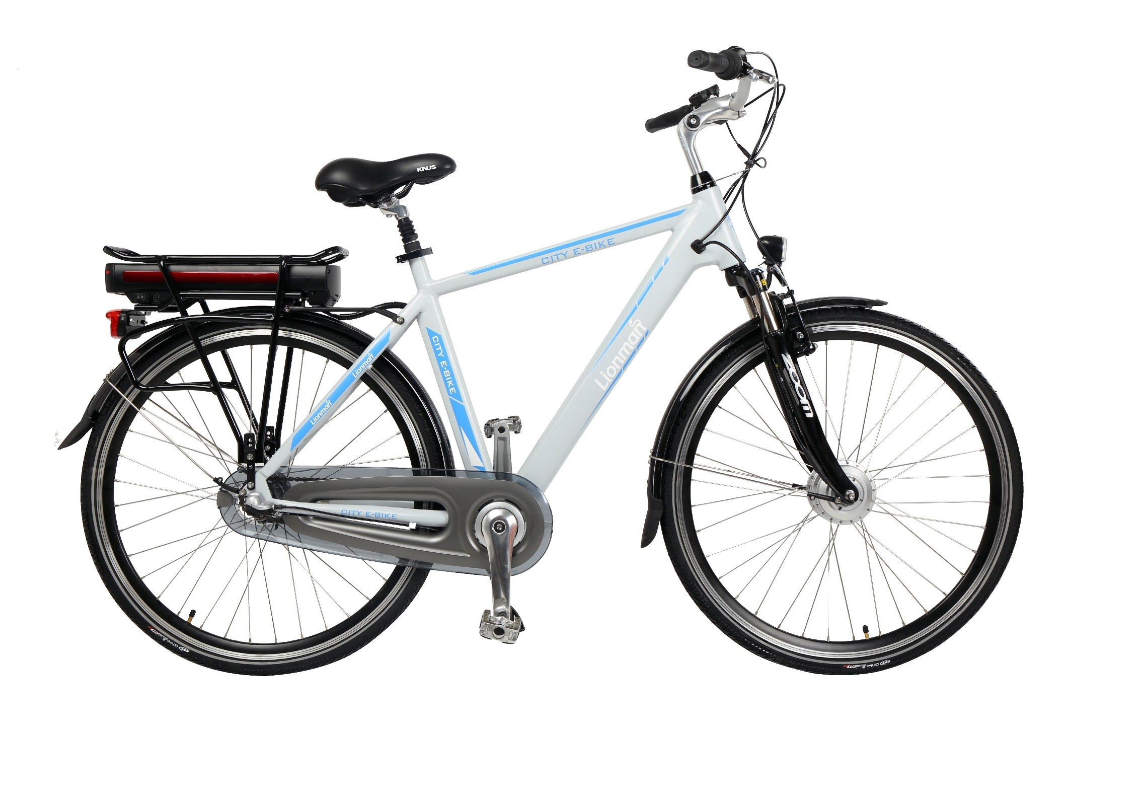Electric Bicycle Aluminium Frame 28 Easy Ride Man