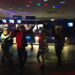 Party DJ Blackburn