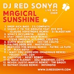 magical sunshine festival set