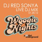 Red Sonya - Live at Woogie Nights