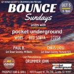 Bounce Sundays & Pocket Underground
