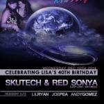 Red Sonya VS. Skutech @ Dance Klassique