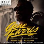 red sonya, nonfiction, gene farris @ focus oc