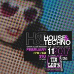 House&Techno Feb 11 2017