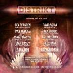 Distrikt Burning Man 2016 Camp Fundraiser