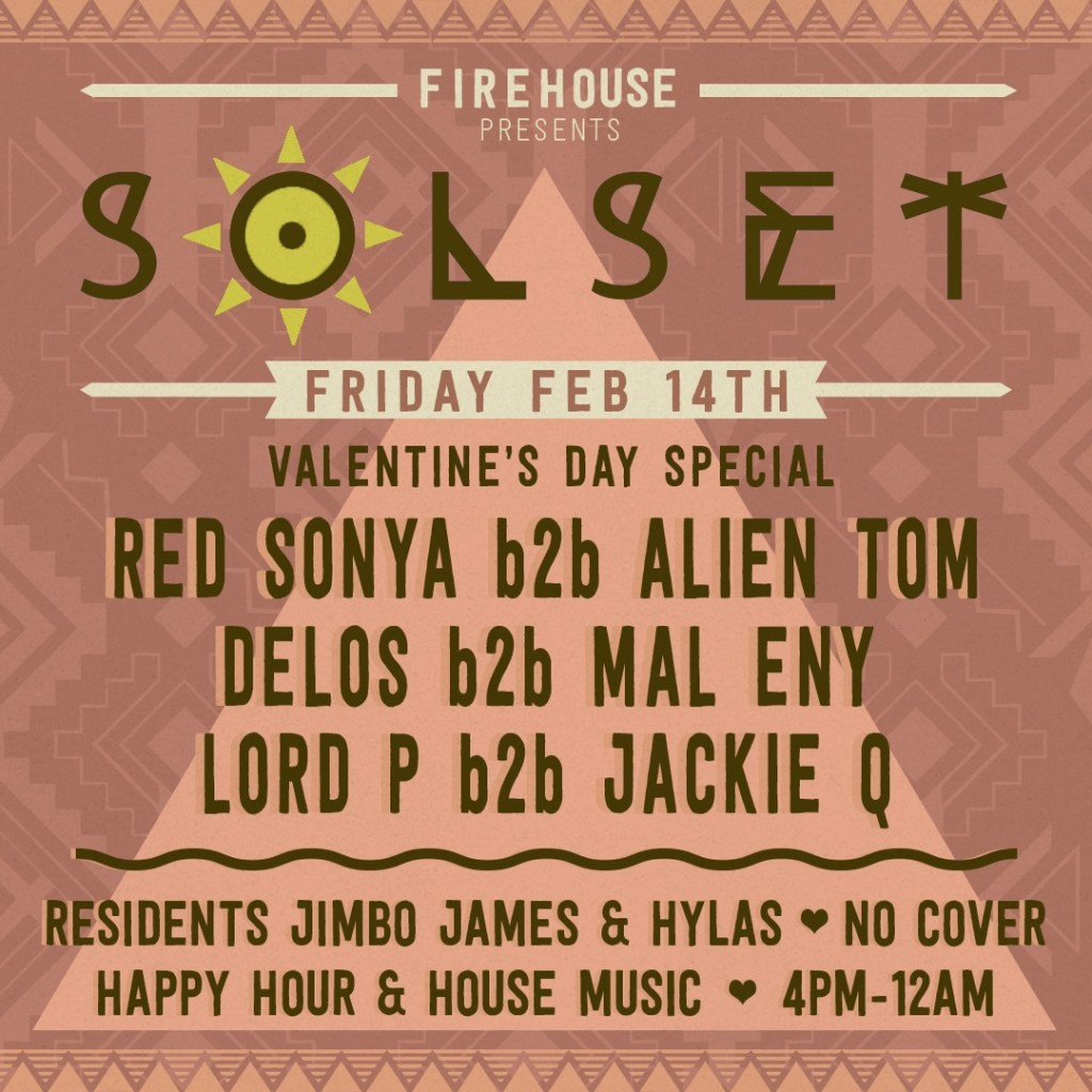 Solset Valentine's Day Special Feat. Red Alien