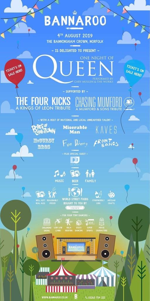 Norwich festival DJ