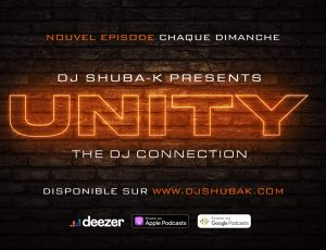 PODCAST // UNITY – The Dj Connection