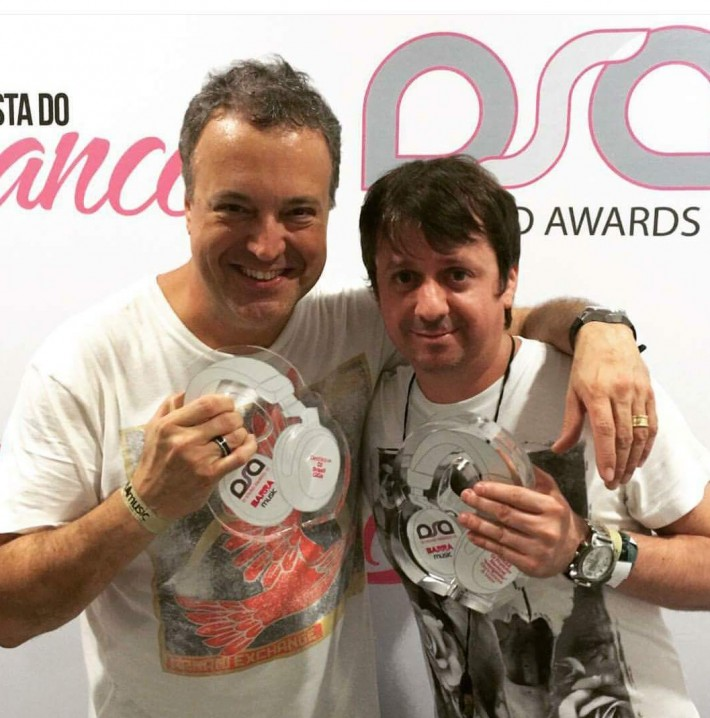 Rodrigo Vieira e Tikos Groove