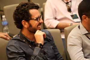 Claudio Rocha Miranda - plateia do RMC 2016 na atenção!