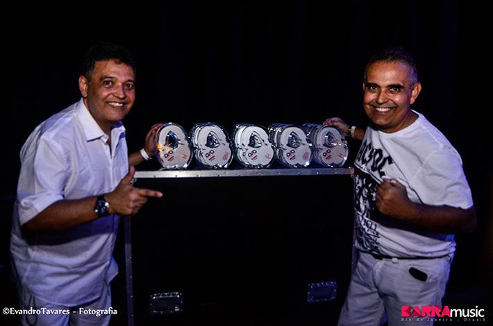 Ricardo e Fernando - trofeus