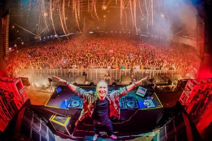 David Guetta por Erick Dias