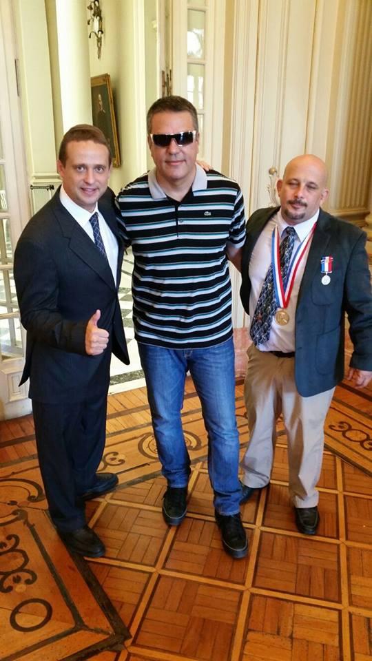 Marcelo Arar_Jorge_kiiver e Saddam