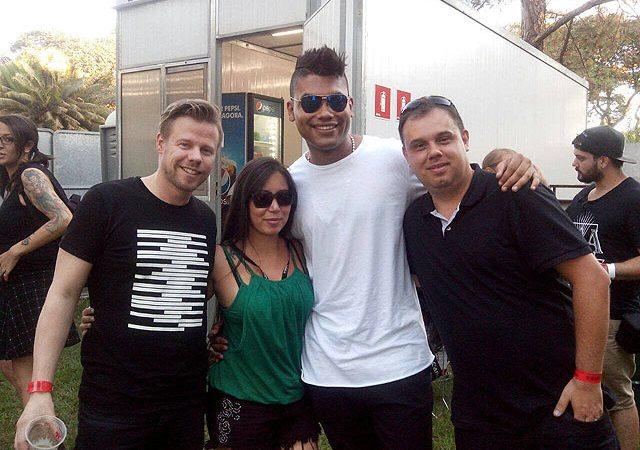 Ferry Corsten, Tati, Khomma e Danilo Ercole