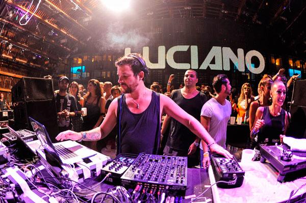 Luciano na Pacha Ibiza, o retorno