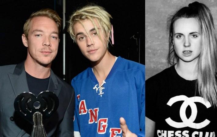 Major Lazer feat Justin Bieber e MØ