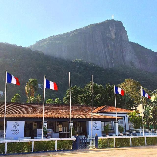 Sociedade Hipica Brasileira recebe Club France