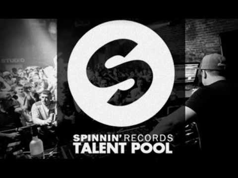 spinnin records talent