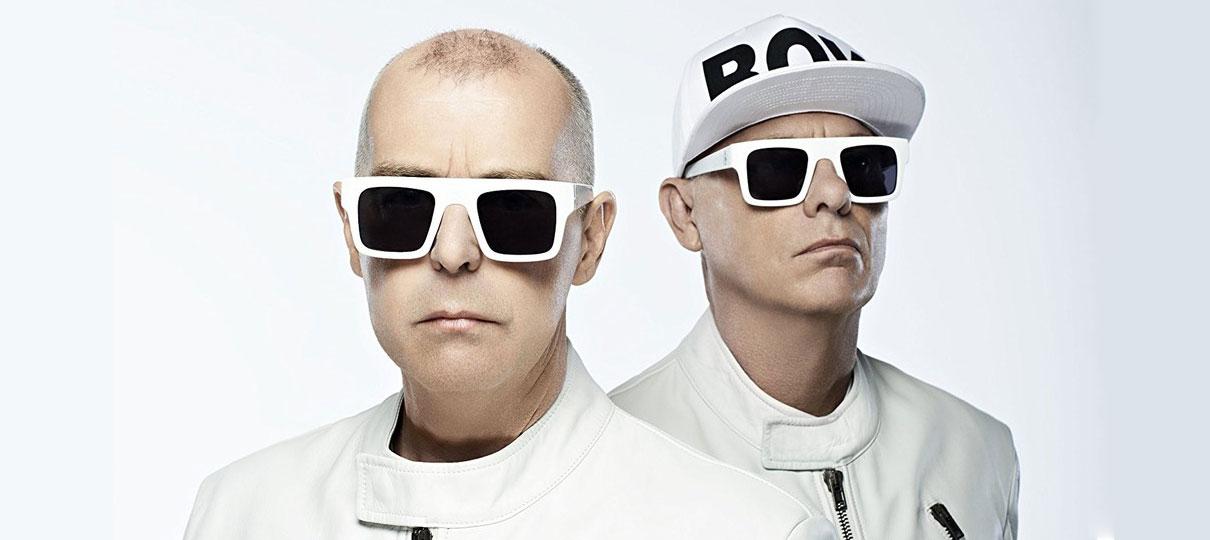 Pet Shop Boys confirma shows em São Paulo e Brasília