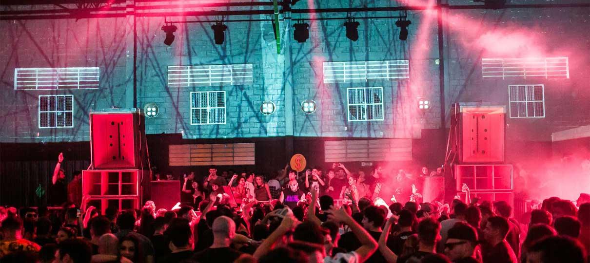Caos, em Campinas, apresenta line up da Techno Music