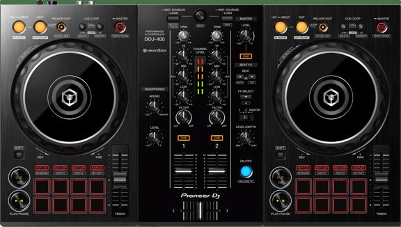Pioneer DJ DDJ-400 Review
