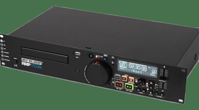 Reloop DJ RMP-1700RX
