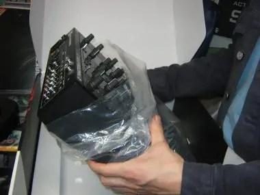 Backup Dj equipment