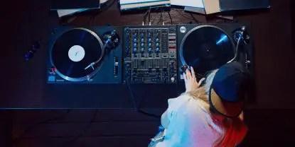 How to improve DJ skills