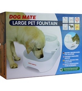 Vattenautomat Large Dog Mate