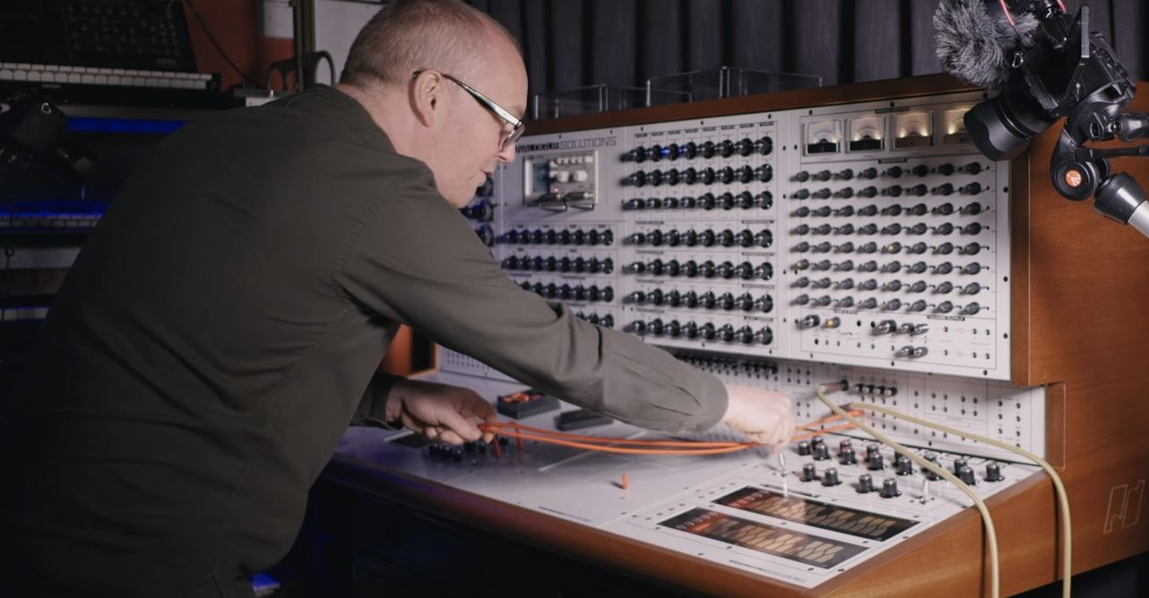 Analogue Solutions Colossus, 'The Second Most Beautiful Synth In The World'