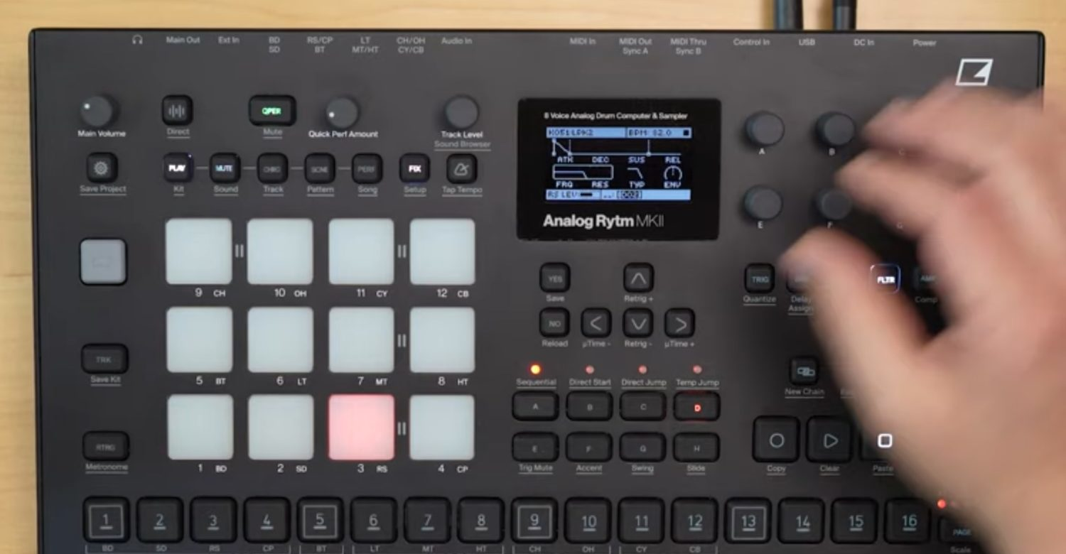 Backup Your Elektron Gear With Free Transfer 1