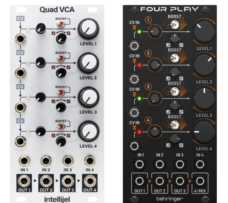 Behringer Four Play Short On Creativity, Coming Soon