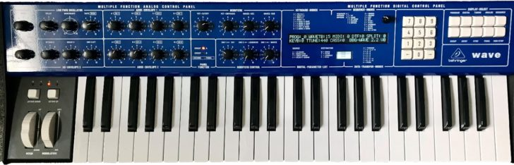 Behringer Teases PPG Wave Knockoff, Offering Free Synths To Youtube Reviewers