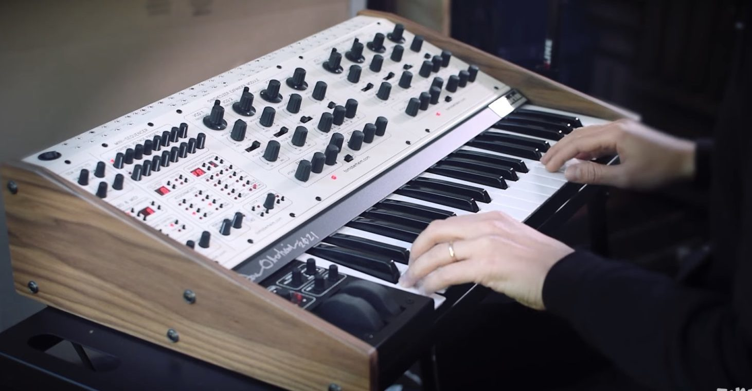 Oberheim Two Voice Pro Special Edition First Look