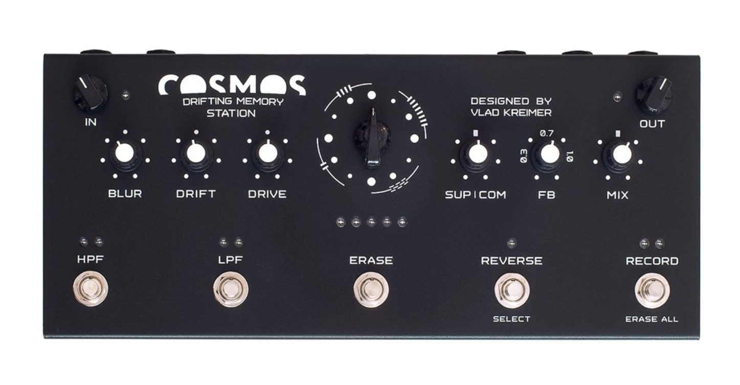SOMA Labs Cosmos Drifting Memory Station In-Depth Demo