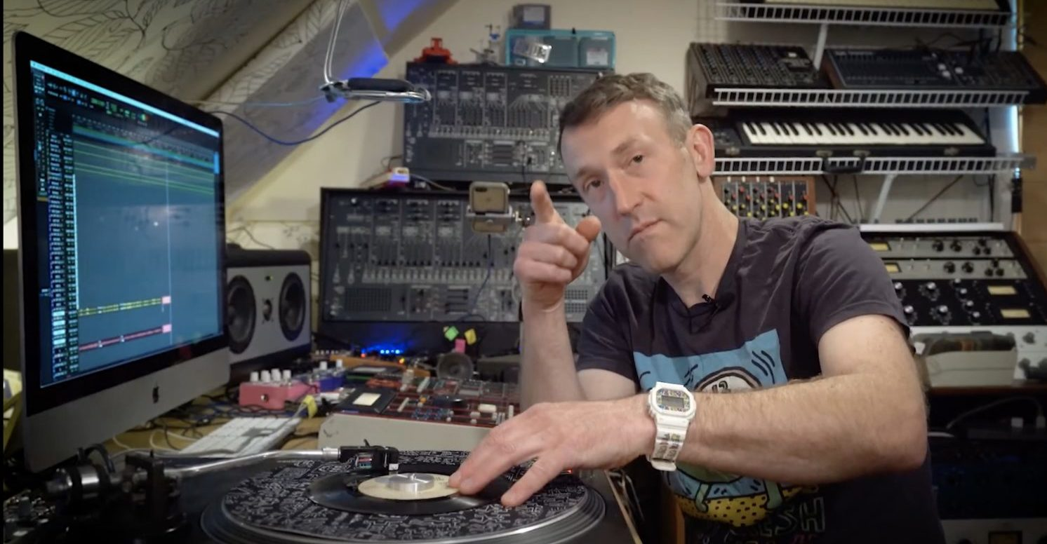 """Soundfly Intros New RJD2 Course, """"From Samples To Songs"""""""