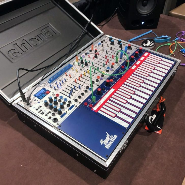 New Buchla Music Easel Makes 'Soft Debut' at Knobcon, Superbooth