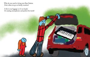 New Book, 'My Daddy Has 100 Synths', Promises To Make Your Kids Think You're Not A Weirdo