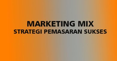 Marketing Mix, Strategi Pemasaran Sukses