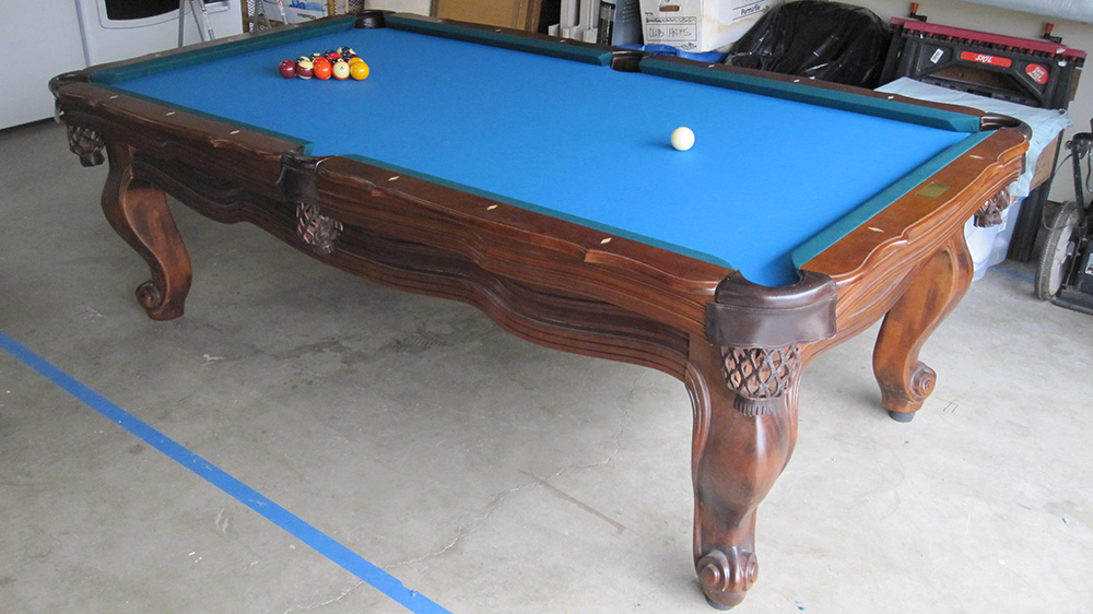 Garage Level Pool Table Service Billiard Supply Orange County - How to level a pool table
