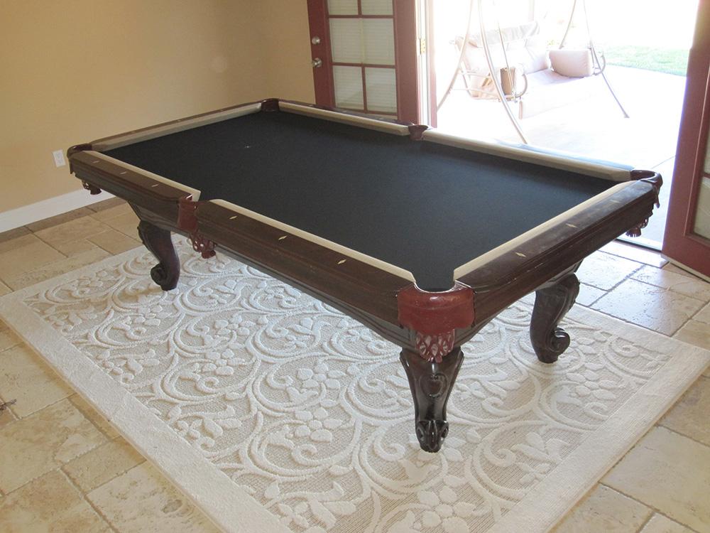Exceptionnel Black U0026 Tan Pool Table   Pool Table Service U0026 Billiard Supply Orange  County, CA   DK Billiards