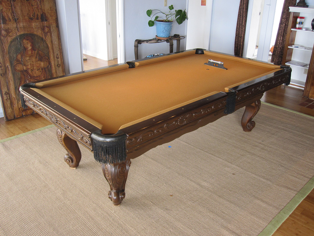 Surprise One Piece Slate Move Pool Table Service Billiard Supply - Moving a pool table in one piece