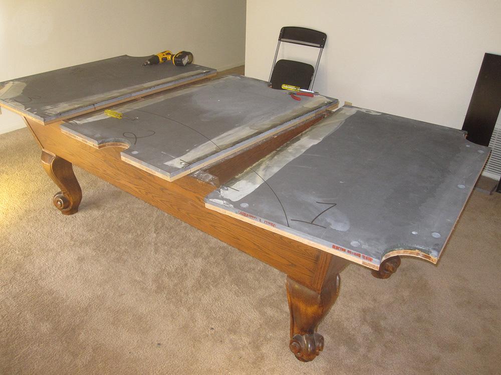 Murrey Pool Table Move – Pool Table Movers & Repair DK ...